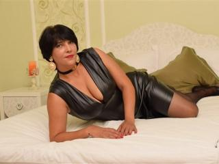 Picture of the sexy profile of HornyVeraForU, for a very hot webcam live show !
