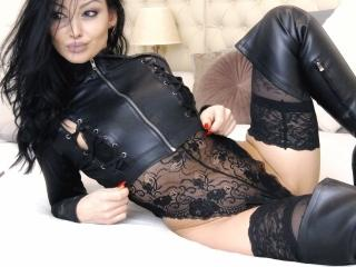 Picture of the sexy profile of HotBisous, for a very hot webcam live show !