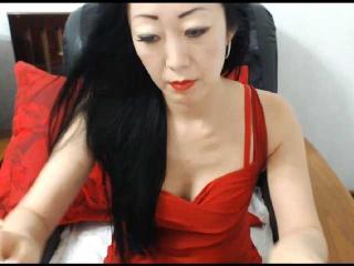 Webcam model Aoki from XLoveCam