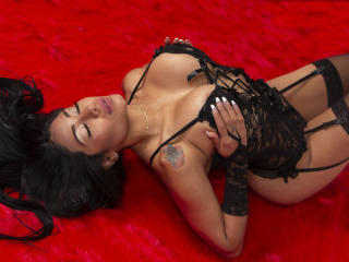 Picture of the sexy profile of SandraSein, for a very hot webcam live show !